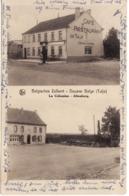 LA CALAMINE DOUANE BELGE  CAFE RESTAURANT DE TULJE 1942 - La Calamine - Kelmis