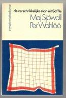 Zwarte Beertjes 1578: Martin Beck 07 - De Verschrikkelijke Man Uit Säffle (Maj Sjöwall & Per Wahlöö) (Bruna 1980) - Détectives & Espionnages