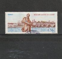 France Oblitéré  2009  N° 4349   Macon - France