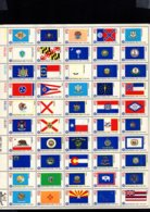 852356677 SCOTT 1682A POSTFRIS MINT NEVER HINGED EINWANDFREI (XX) - FLAGS AMERICAN BICENTENNIAL ISSUE - Unused Stamps