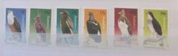 ZIMBABWE 1984 Birds Of Prey Set MNH Sg 647-52 - Eagles & Birds Of Prey