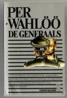 Zwarte Beertjes 1798: De Generaals (Per Wahlöö) (Bruna 1983) - Détectives & Espionnages