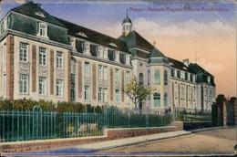 Ansichtskarte Mayen Kaiserin Auguste Viktoria Krankenhaus 1915 - Mayen