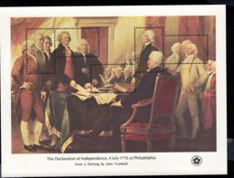 852361096 SCOTT 1687 POSTFRIS MINT NEVER HINGED EINWANDFREI (XX) - DECLARATION OF INDEPENCENCE BY JOHN TRUMBULL - Unused Stamps
