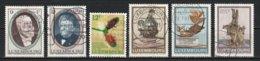 Luxembourg 1990 : Timbres Yvert & Tellier N° 1195 - 1196 - 1197 - 1198 - 1199 - 1200 - 1201 Et 1202 Oblit. - Gebruikt