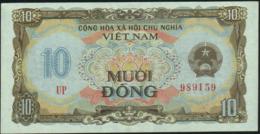 VIETNAM Viet Nam - 10 Dong 1980 AU-UNC P.86 - Viêt-Nam