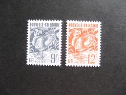 Nouvelle-Calédonie: TB Paire N°634 Et 635, Neufs XX . - Neufs