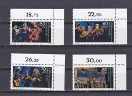 Duitsland Berlin 1988 Nr 770/73 **, Lot Nr Krt 4140 - Timbres