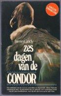 Omegaboek: Zes Dagen Van De Condor (James Grady) (Nieuwe Wieken 1975) - Détectives & Espionnages