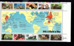 852368098 SCOTT 2559 POSTFRIS MINT NEVER HINGED EINWANDFREI (XX) - 1941 A WORLD AT WAR - Verenigde Staten