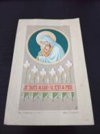 Image Pieuse , Image Religieuse , Communion Solennelle Et Confirmation en L Etat Sur Les Photos - Images Religieuses