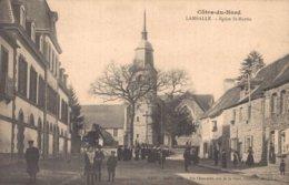 22 LAMBALLE Eglise Saint Martin - Lamballe