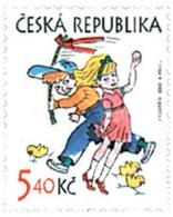 Ref. 89371 * MNH * - CZECH REPUBLIC. 2002. EASTER . PASCUA - Repubblica Ceca