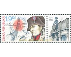 Ref. 304611 * MNH * - CZECH REPUBLIC. 2005. 200th ANNIVERSARY OF AUSTERLIZ BATTLE . 200 ANIVERSARIO DE LA BATALLA DE AUS - Repubblica Ceca