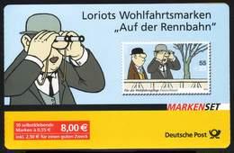 83 MH Wofa Loriot 2011, Postfrisch - BRD