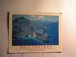Palawan - El Nido - Miniloc Island - 170 Mm X 120 Mm - Philippines