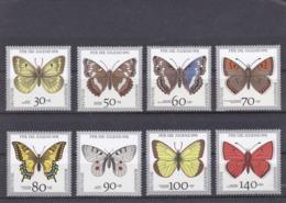 Duitsland 1991 Nr 1344/51  **, Zeer Mooi Lot Krt 4156 - Timbres