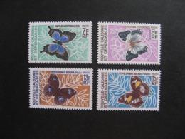 Nouvelle-Calédonie:  TB Série N°341 Au N° 344, Neufs XX . - Neukaledonien