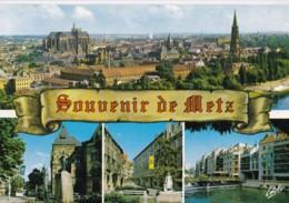 AK53 Souvenir De Metz, Multiview - Metz
