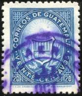 Pays : 208 (Guatémala : République)  Michel N° :   694 (o) - Guatemala