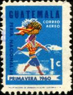 Pays : 208 (Guatémala : République)  Yvert Et Tellier N° : Aé   283 (o) - Guatemala