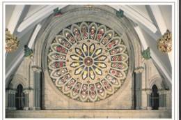 AM55 The Rose Window, York Minster - York
