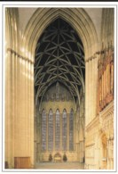 AM55 The North Transept And The Five Sisters Window, York Minster - York