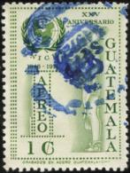 Pays : 208 (Guatémala : République)  Yvert Et Tellier N° : Aé   472 (o) - Guatemala