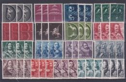 Nederland Kleine Verzameling **, Zeer Mooi Lot K996 - Francobolli
