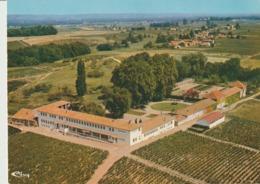 C.P. - PHOTO - BOMMES - CHÂTEAU DE LA TOUR BLANCHE - 1er CRU CLASSE - ECOLE DE VITICULTURE ET D'ŒNOLOGIE - VUE AÉRIENNE - Frankrijk