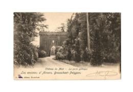 Brasschaet-Polygone.  -  Château De Mick - La Porte Gothique. - Brasschaat