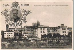 MONCALIERI -- REALE COLLEGIO- OSSERVATORIO - - Italia