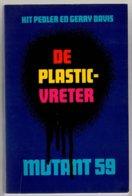 Zwarte Beertjes 1500: Mutant 59: De Plasticvreter (Kit Pedler & Gerry Davis) (Bruna 1972) - SF & Fantasy
