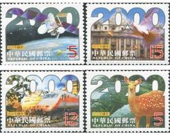 Ref. 575727 * MNH * - FORMOSA. 1999. MILLENNIUM . MILENIO - 1945-... Republic Of China
