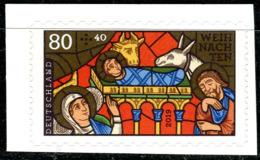 BRD - Mi 3500 Gestanzt Aus FB 94 - ** Postfrisch (C) - 80+20C     Weihnachten 19 - Ausgabe 10.10.2019 - Unused Stamps