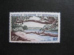 Nouvelle-Calédonie: TB PA N° 75, Neuf XX . - Luftpost