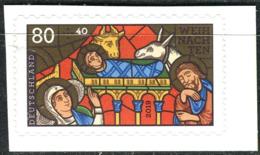 BRD - Mi 3500 Gestanzt Aus FB 94 - ** Postfrisch (F) - 80+20C     Weihnachten 19 - Ausgabe 10.10.2019 - Unused Stamps