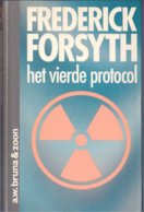 Beterback: Het Vierde Protocol (Frederick Forsyth) (Bruna 1984) - Horrors & Thrillers