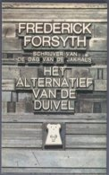 Grote Beren: Het Alternatief Van De Duivel (Frederick Forsyth) (Bruna 1984) - Horrors & Thrillers