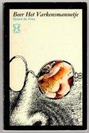 Zwarte Beertjes 1528: Beer, Het Varkensmannetje (Sjoerd De Vries) (Bruna 1973) - Horrors & Thrillers