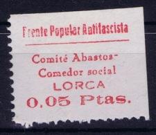 Spain: LLorca - Vignetten Van De Burgeroorlog