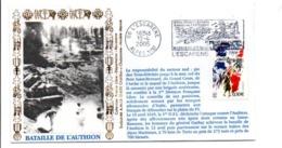 60 ANS LIBERATION  BATAILLE DE L'AUTHION - WW2