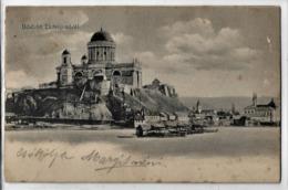 HUNGARY - ESTZERGOM - SHIP MILL - RARE PHOTO POSTCARD - Ungarn