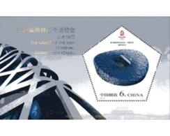 Ref. 215549 * MNH * - CHINA. People's Republic. 2007. PEKING OLYMPIC GAMES . 29 JUEGOS OLIMPICOS VERANO PEKÍN 2008 - Nuevos
