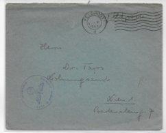1941 - REICH - ENVELOPPE Avec OBLITERATION MECANIQUE FELDPOST - Allemagne