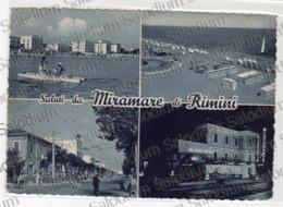 Saluti Da MIRAMARE DI RIMINI - Rimini