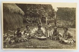 C. P. A. : FIDJI, FIJI : Kava Drinking - Fiji