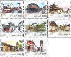Ref. 304137 * MNH * - CHINA. People's Republic. 2013. CIUDADES ANTIGUAS DE CHINA - 1949 - ... Repubblica Popolare