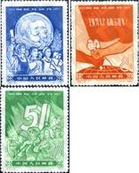 Ref. 304857 * MNH * - CHINA. People's Republic. 1959. LABOUR DAY . DIA DEL TRABAJO - Unused Stamps