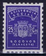 Spain: Socovos - Vignetten Van De Burgeroorlog